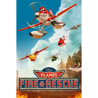 Planes: Fire & Rescue | HDX | Google Play (MA)