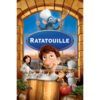 Ratatouille | HDX | Google Play (MA)