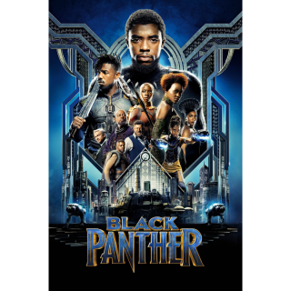 Black Panther | HDX | iTunes only (MA)