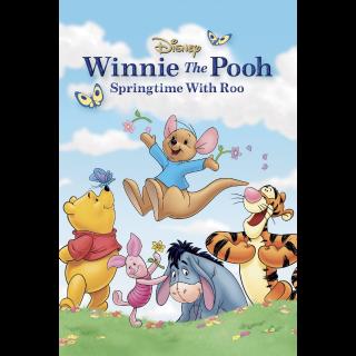 Winnie the Pooh: Springtime with Roo | HDX | Google Play (MA)