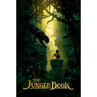 The Jungle Book (2016) | HDX | iTunes (MA)
