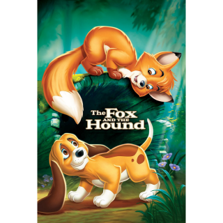 The Fox and the Hound | HDX | Google Play only (MA)