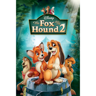 The Fox and the Hound 2 | HDX | iTunes (MA)