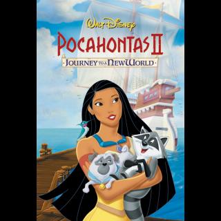 Pocahontas II: Journey to a New World | HDX | Google Play (MA)