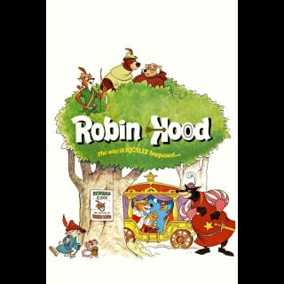 Robin Hood (1973) | HDX | Google Play (MA)