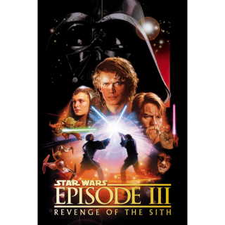 Star Wars: Episode III - Revenge of the Sith | HDX | Google Play (MA)