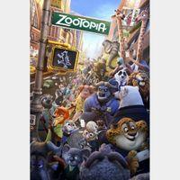 Zootopia | HDX | Google Play (MA)