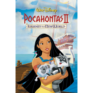Pocahontas II: Journey to a New World | HDX | iTunes (MA)