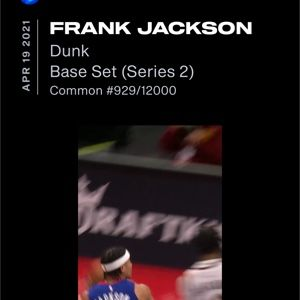 Frank Jackson #929