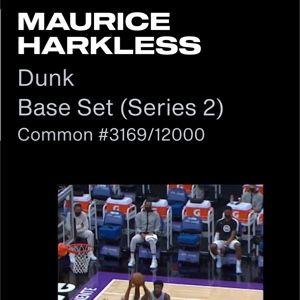 Maurice Harkless 3169/12000
