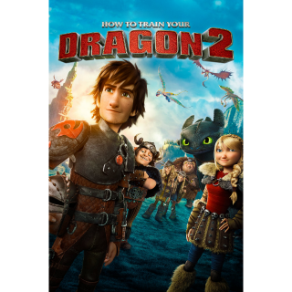 How to Train Your Dragon 2 MA
