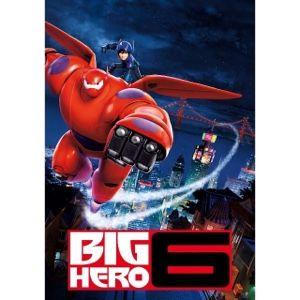 Big Hero 6 Google play HD