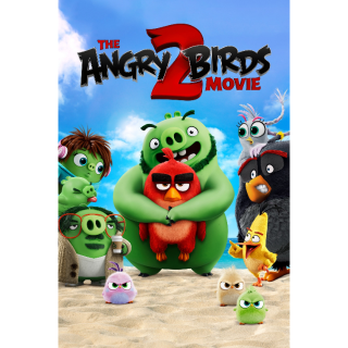 The Angry Birds Movie 2 HDX
