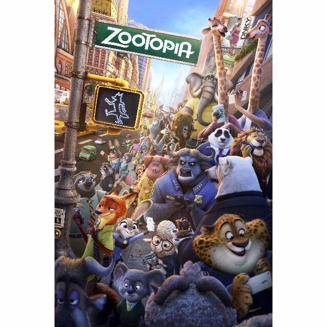 Zootopia HDX/HD ULTRAVIOLET - Digital Movies - Gameflip