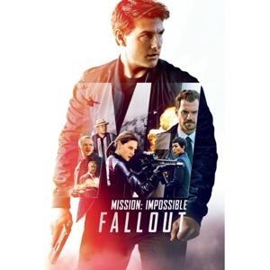 Mission: Impossible - Fallout HDX VUDU