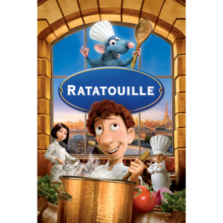 Ratatouille VUDU|ITUNES|MA