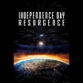Independence Day: Resurgence vudu ma