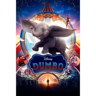 Dumbo MA/ITUNES/VUDU