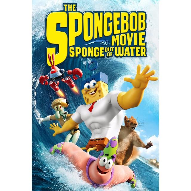 The SpongeBob Movie: Sponge Out of Water HDX/HD