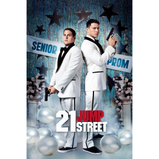21 Jump Street VUDU OR MA