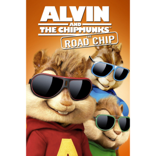 Alvin and the Chipmunks: The Road Chip ma