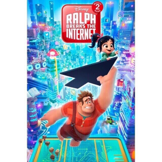 Ralph Breaks the Internet GOogle play HD