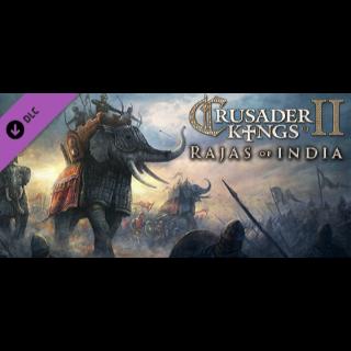 Crusader Kings 2 - Rajas of India