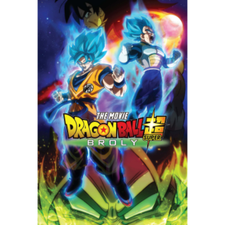 DragonBall super : Broly the movie