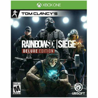 Tom Clancy's Rainbow Six Siege (Deluxe Edition)