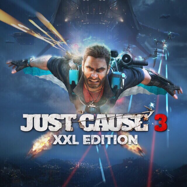 Just Cause 3 XXL Edition steam key global 🔑