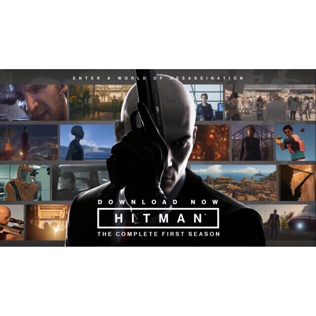 HITMAN™ THE COMPLETE FIRST SEASON steam key 🔑