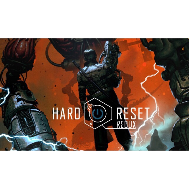 Hard Reset Redux steam key global