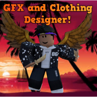 I will Make you a custom Roblox GFX