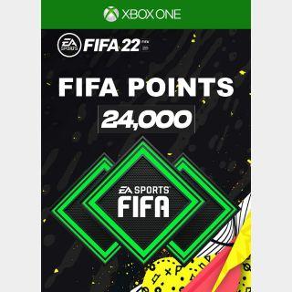 FIFA Points | 24 000x