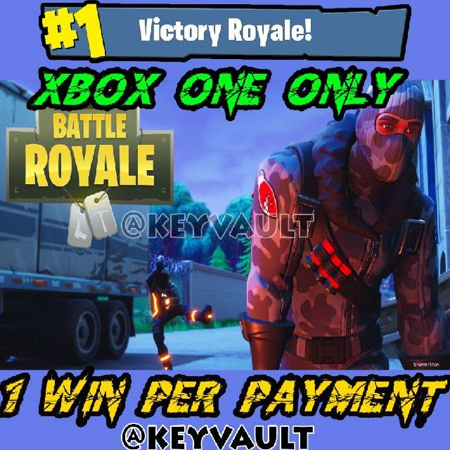 Fortnite Battle Royale Xbox One Wins All Game Modes Read