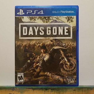 Days Gone-Standard Edition-PS4