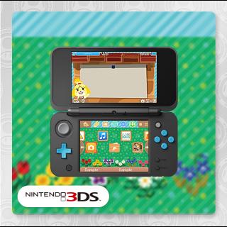 Nintendo 3DS theme: Animal Crossing: New Leaf: Bulletin Board