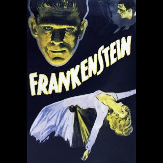 Frankenstein (1931) HD MA