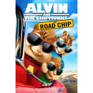 Alvin and the Chipmunks: The Road Chip (2015) HD MA