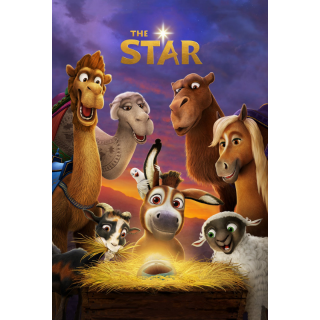 The Star (2017) HD MA
