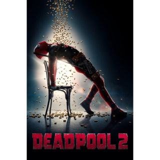 Deadpool 2 (2018) HD Movies Anywhere- Includes Super Duper Cut