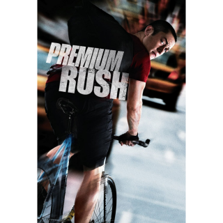 Premium Rush (2012) SD MA ~> INSTANT DELIVERY <~