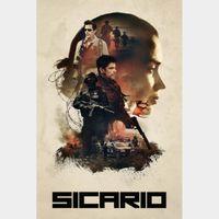 Sicario (2015) HD VUDU