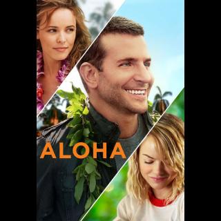 Aloha (2015) SD MA ~> Instant Delivery <~