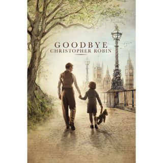 Goodbye Christopher Robin (2017) HD MA ~> INSTANT DELIVERY <~