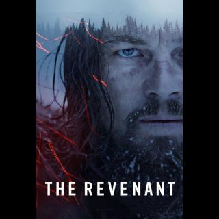 The Revenant (2015) HD MA
