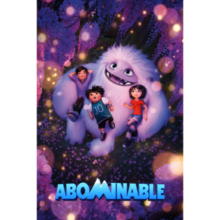 Abominable (2019) INSTAWATCH (VUDU UHD/4K) Please read description-