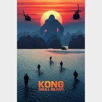 Kong: Skull Island (2017) HD Movies Anywhere