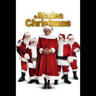 Tyler Perry's A Madea Christmas (2013) SD Vudu