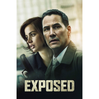Exposed (2016) SD Vudu ~> INSTANT DELIVERY <~